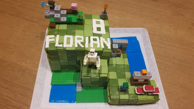 Minecraft Torte