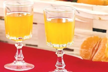 Its distinctive aroma makes it one of the ‪#‎tangerine‬ fruit is most suited for a pleasant aromatic ‪#‎liqueur‬. Excellent as a ‪#‎digestive‬ is suitable to be eaten cold or at room temperature. #Tangerine #liqueur