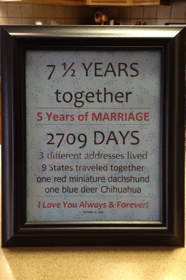 Best 25+ 5 Year Anniversary Quotes Ideas On Pinterest