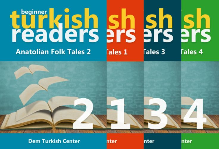 Learn #turkish #language with #turkishlanguage #learning books for self-study.