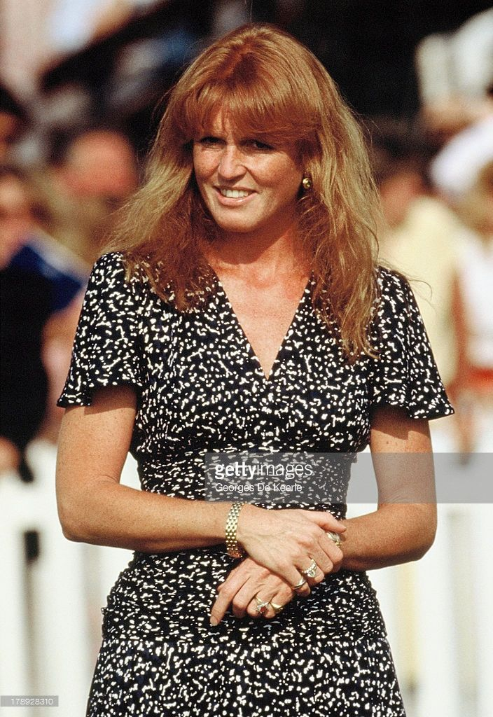 Sarah, Duchess Of York, attends the Paralympics opening