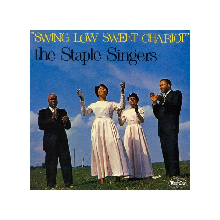 Swing Low Sweet Chariot + 2 Bonus Tracks (Ogv)