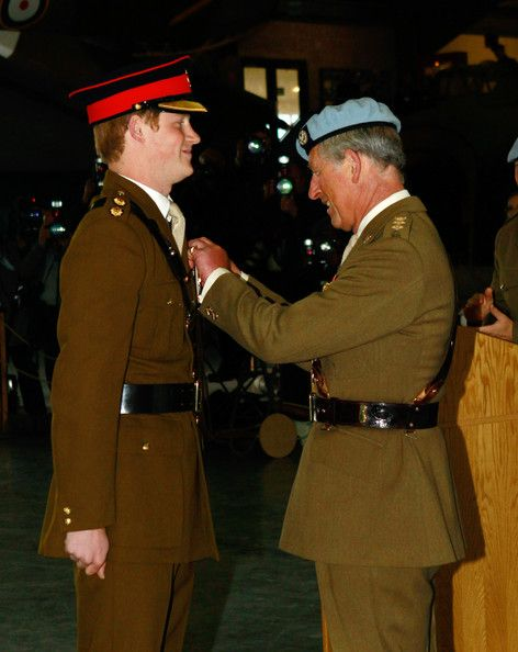 Prince Harry - Army Pilot's Course Graduation
