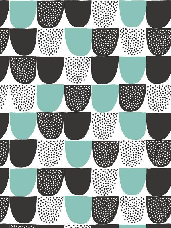 Sokeri Sugar In Finnish Fabric From Kauniste Design By Hanna Konola