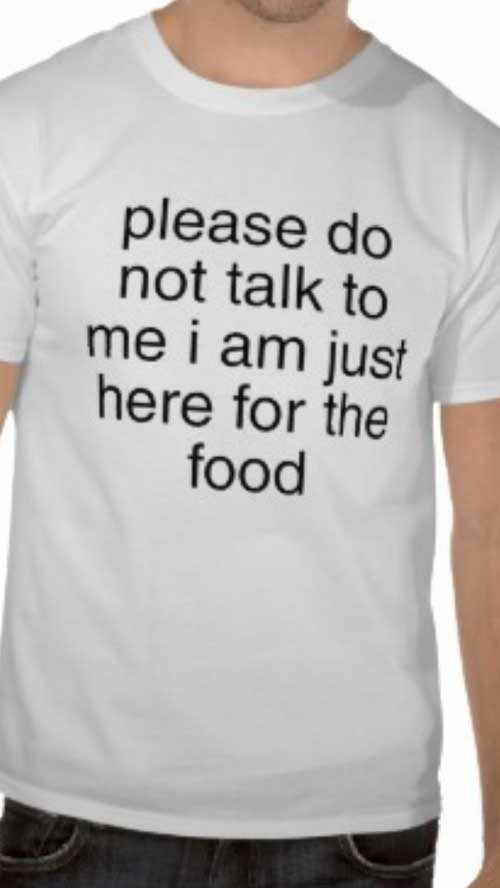 need this for the parties I don't go to