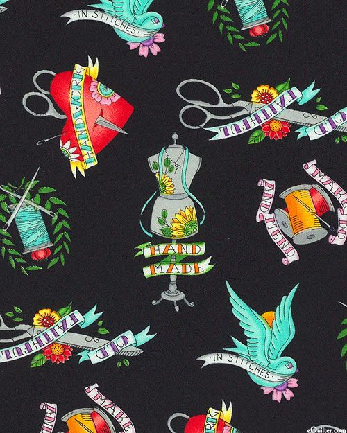 272 best Cotton Novelty Prints images on Pinterest | Ice hockey ... : best quilt fabric online stores - Adamdwight.com
