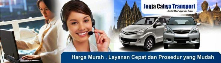 Serba Rental Mobil Jogja Murah: Jogja Cahya Transport, Rental Mobil Resmi dan Terb...