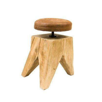 Stołek, pufka, zgrabne siedzisko do salonu lub przedpokoju