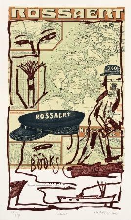 Les 333 meilleures images du tableau pierre alechinsky sur for Alechinsky lithographie