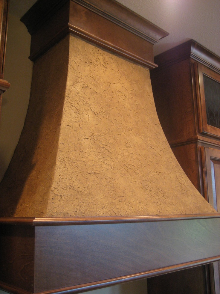 Range hoods italian finishes texture is so important for Italian kitchen hood