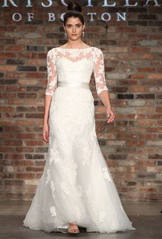 ivanka trump wedding cake photo | Editors' Favorite Wedding Dresses : Wedding Dresses Gallery