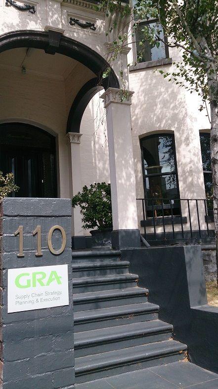 GRA Melbourne Office 110 Jolimont Road East Melbourne Vic 3002