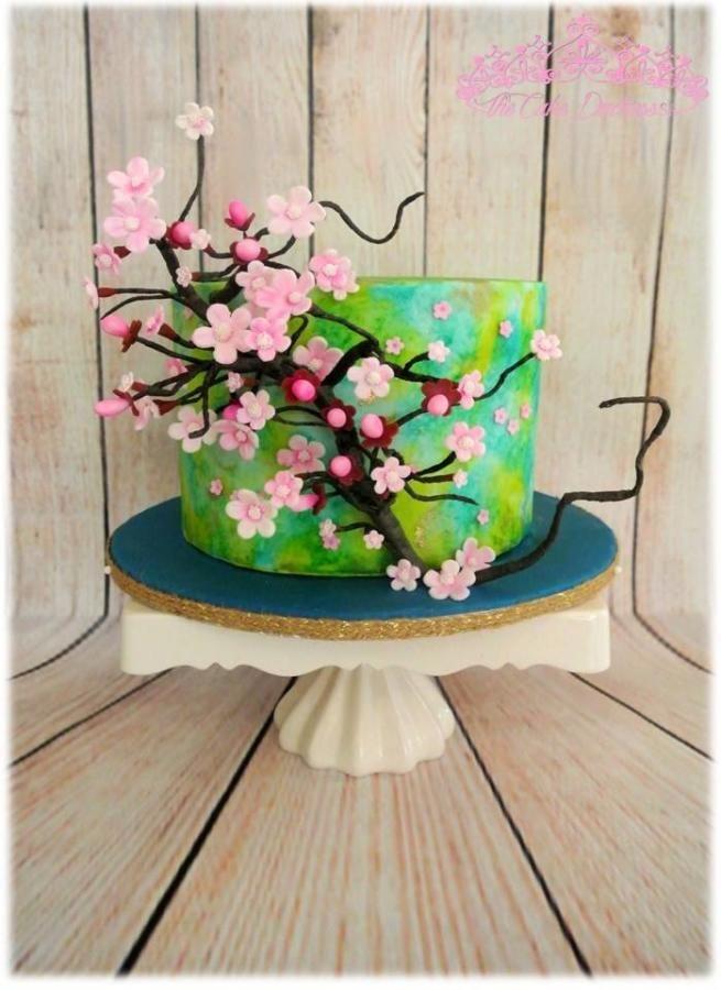 Sugar Nantes Wedding Cake