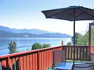 Directly+Across+The+Road+From+Ainsworth+Hot+Springs,+Overlooking+Kootenay+Lake.+++Vacation Rental in British Columbia from @homeaway! #vacation #rental #travel #homeaway