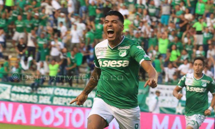 22 abril 2017 - Jéfferson Duque: doblete y a la cima de la tabla de goleadores. El goleador que llegó del fútbol mexicano como refuerzo, tuvo su primer partido con más de un gol. Le anotó a Junior para arribar a 7 tantos en el equipo.