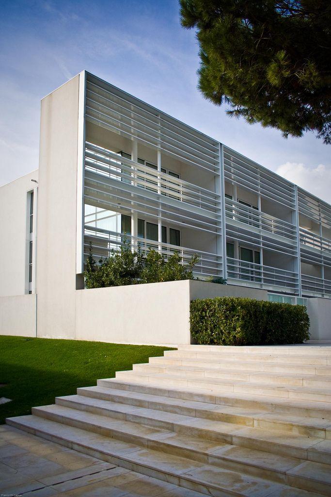 https://flic.kr/p/92uTDZ | Richard Meier - The LIDO Village | Richard MEIER - The LIDO Village (JESOLO [VE] - Italy)  Look more in a [HD] Video on YouTube: www.youtube.com/watch?v=sOgmvlXjBSw&hd=1
