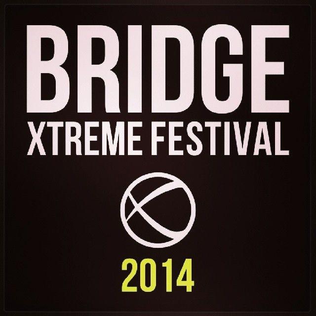 #bridge #xtreme #festival #belluno #2014 #electronic