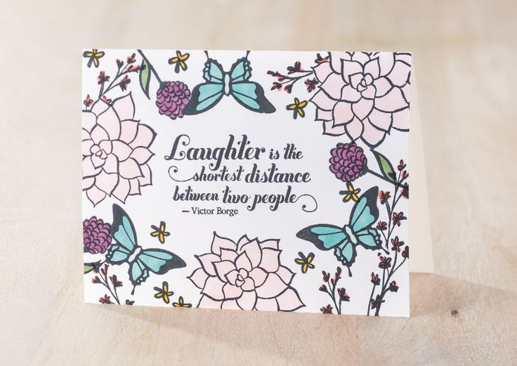 We love this card made with the new Nature's Perfection stamp set available during Sale-A-Bration!