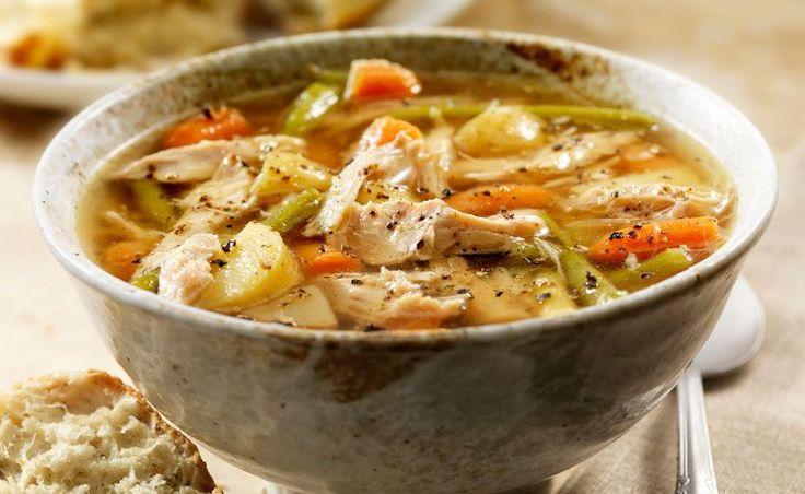 Inspire-se com deliciosas receitas de canja de galinha simples ou elaboradas, que nutrem, sustentam e aquecem com muito sabor.