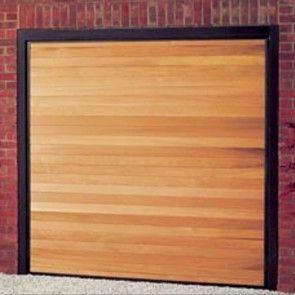 Cardale Futura Horizontal Up & Over Wooden Garage Door | Garage Door Sale