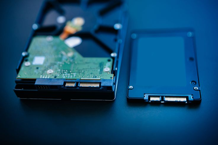 Adattárolás: SSD vs. HDD