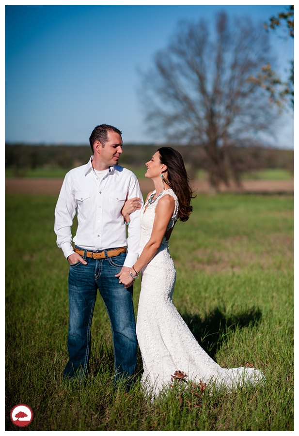Vintage Country Wedding Portraits