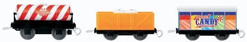 Thomas the Train: TrackMaster Sodor Candy Company Trucks by Fisher-Price, http://www.amazon.com/dp/B004NIF5OQ/ref=cm_sw_r_pi_dp_Kku8pb1VET63R