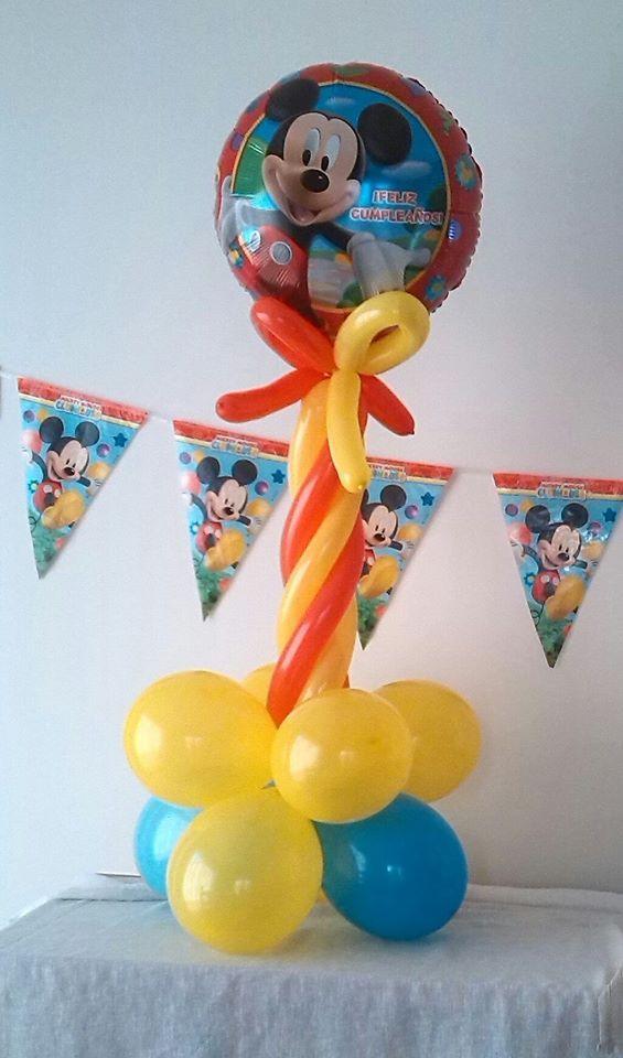 30 best mi globoflexia images on pinterest globe decor - Decoracion con globos para cumpleanos ...