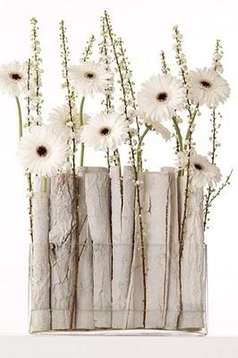 bouquet blanc J adore...Andrée...