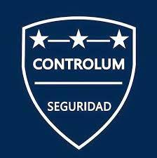 logotipo controlum seguridad