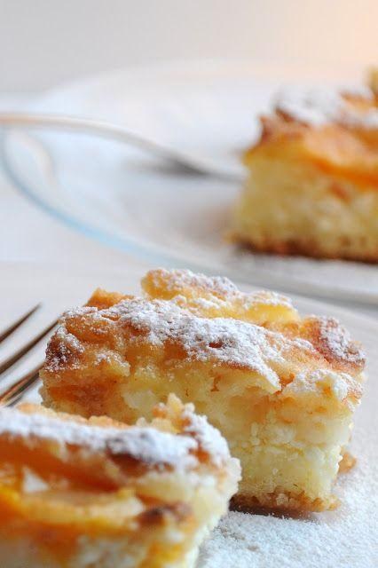 relaxotour: Túrós-őszibarackos sütemény