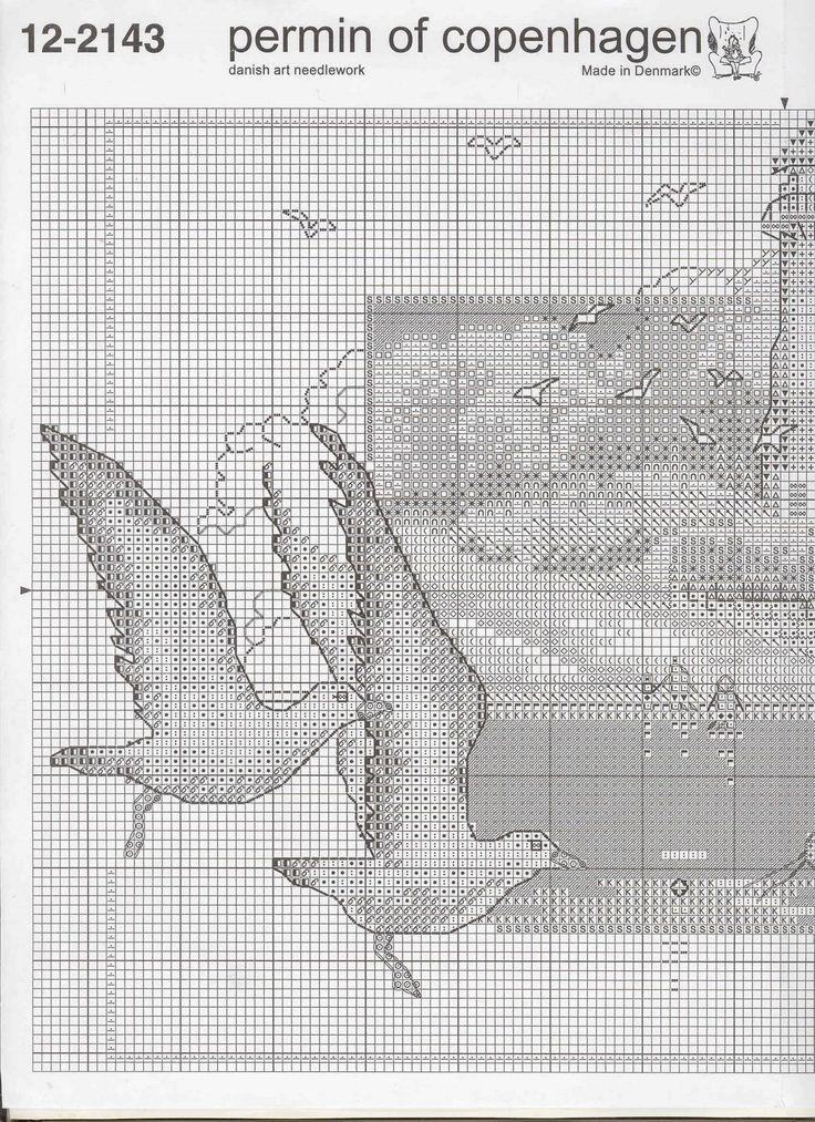 seagulls lighthouse 2/4
