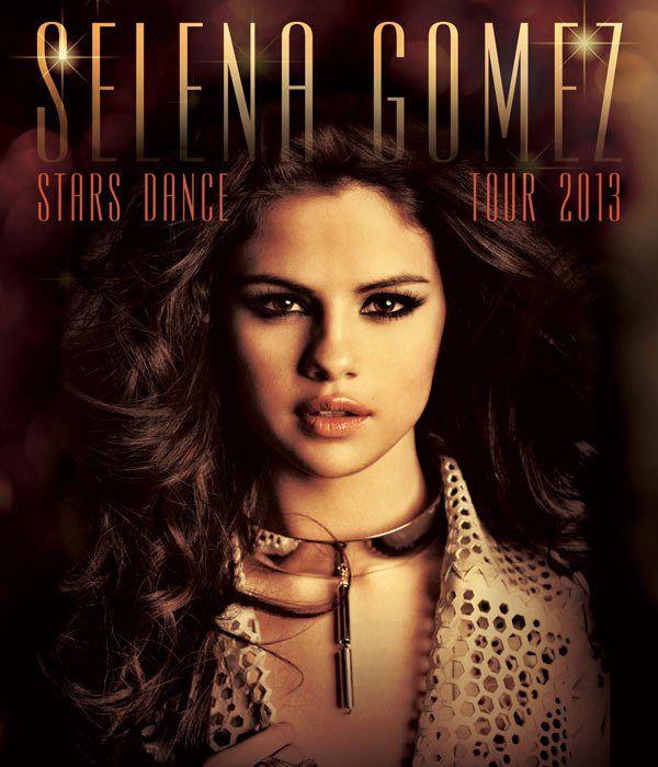 Selena Gomez Announces First Solo World Tour -- Dates & Details