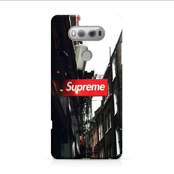 Supreme Store LG V30 3D Case