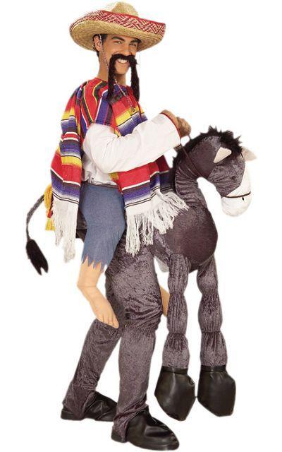 Hey Amigo Mexican Costume-Party City