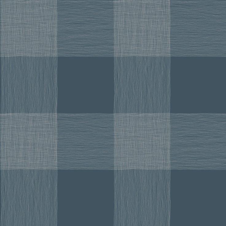 Magnolia Home Common Thread Wallpaper – Navy/White