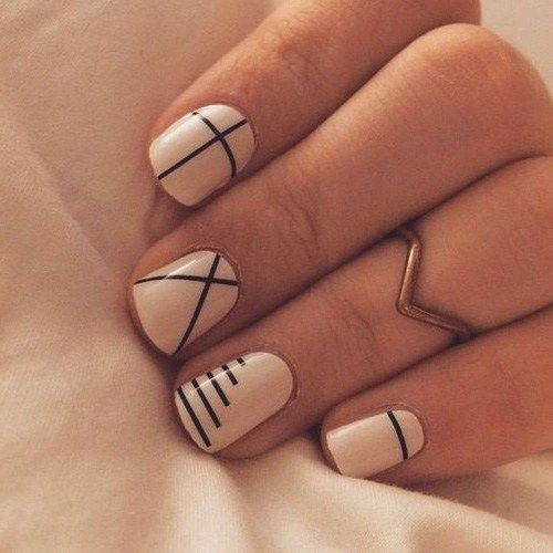 Amazing nail designs & New creative ideas