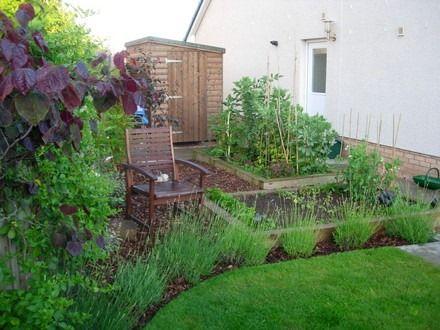 fotos-de-decoracion-de-jardines-pequeños21.jpg (440×330)