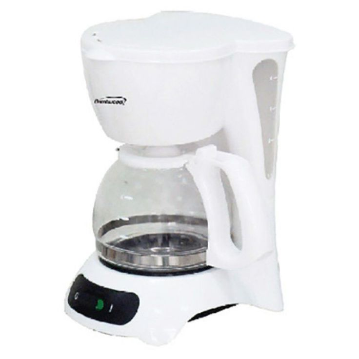 Brentwood 4 Cup Coffee Maker White - BTWTS212
