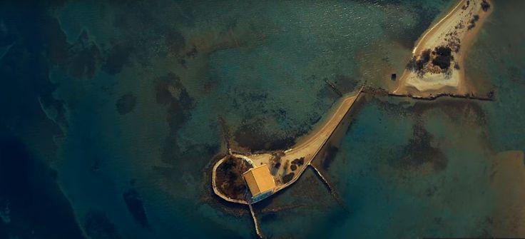 Το νησάκι του Αγίου Νικολάου, ο παράδεισος του Σικελιανού