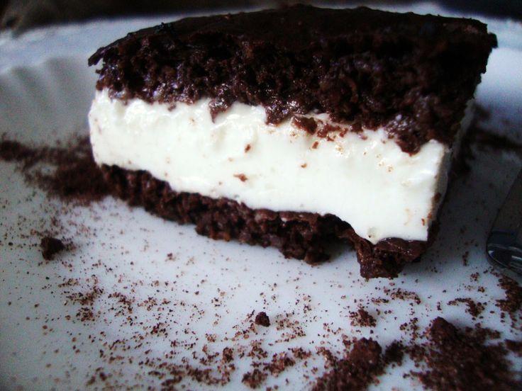 """Słodkie niebo: Dietetyczne ciasto """"mleczka kanapka"""" dla osób na d..."""