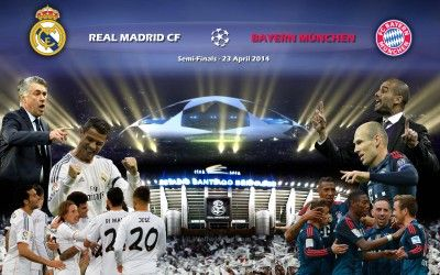 Watch Real Madrid vs Bayern Munich Live Stream