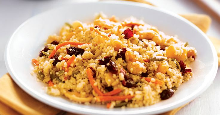 Corn Couscous | Recipe by Eugene Hamilton | Made using the Kenwood Grain Mill Attachment