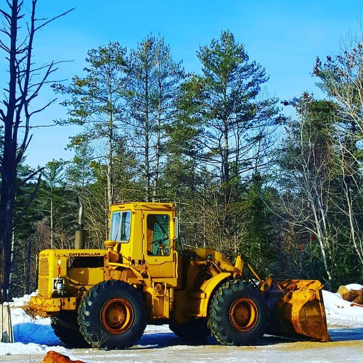 Cat Stevens the sand loader good old machine  #dodge #ram #5500 #Cummins #4x4 #dumptruck #landscaping #landscapersofinstagram #heavyduty #workgrind  #landscapeconstruction #construction #bobcat #roadwork #lawn #zeroturn #work #kubota #excavator #ramtruck #excavation #makemoney #dually #diesel #landscaper #hd #truck #4x4truck #offroad #Adirondacks