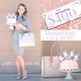 Michael Kors Mercer Leather Handbag and $400 LulaRoe Gift Card Giveaway  Open to: United States Canada Ending on: 05/15/2017 Enter for a chance to win a Michael Kors Mercer Leather Handbag ($298 Value) and a $400 LulaRoe Gift Certificate. Enter this Giveaway at My Lula Krush  Enter the Michael Kors Mercer Leather Handbag and $400 LulaRoe Gift Card Giveaway on Giveaway Promote.