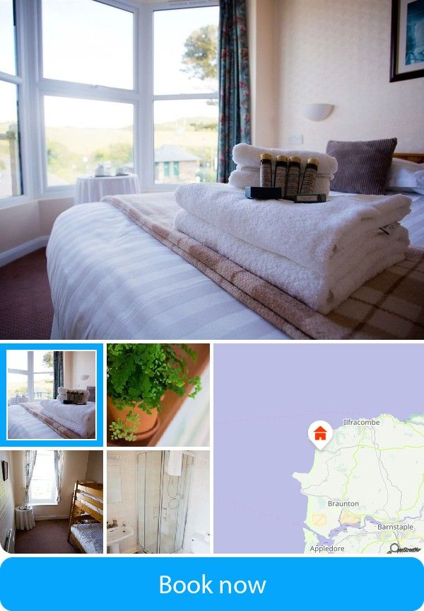 The Smugglers Rest (Woolacombe, United Kingdom) – Book this hotel at the cheapest price on sefibo.