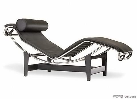 Le Corbusier Chaise Longue LC 4