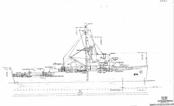 US Navy Patrol Craft Escorts - Google Search | Patrol Craft Escort