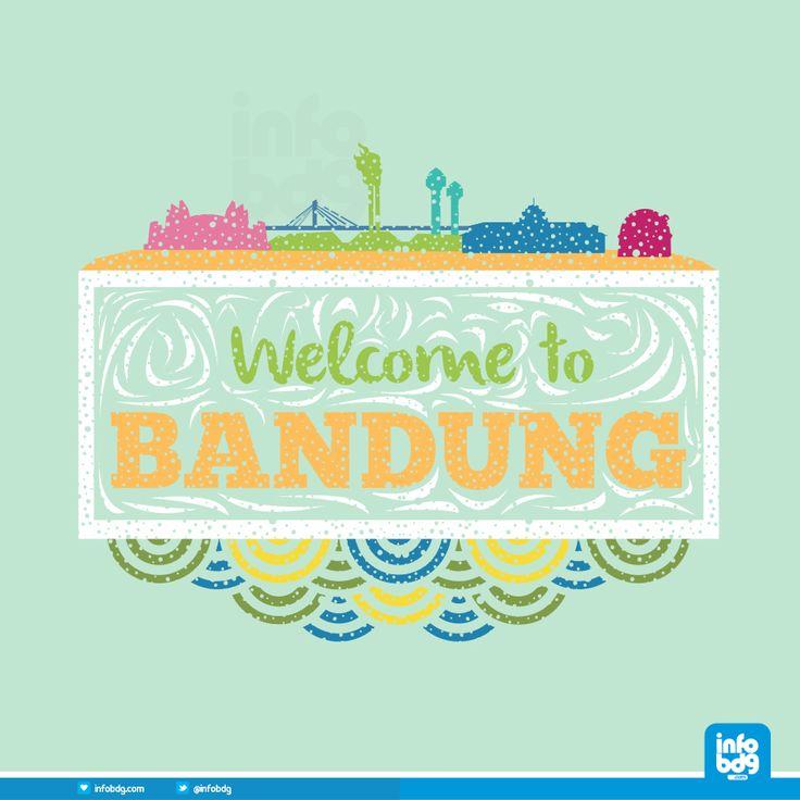 Welcome to Bandung :)