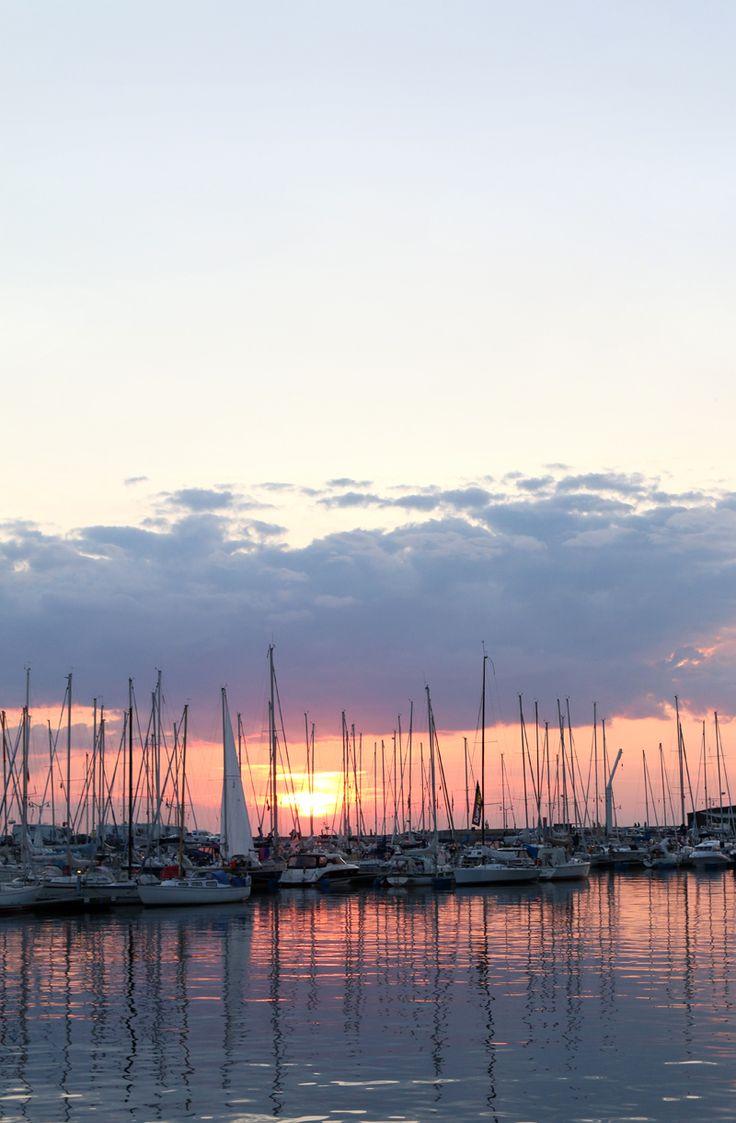 #Helsingborg #Sweden #Sunset – Ida Carr Blogg